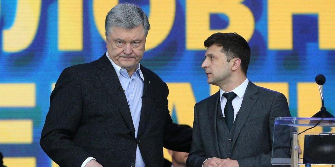 Порошенко посчитал встречу Зеленского с Байденом своей заслугой