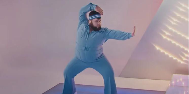 """""""Теперь точно выиграем"""": танцор-""""пухляш"""" из клипа Little Big поедет на """"Евровидение"""""""