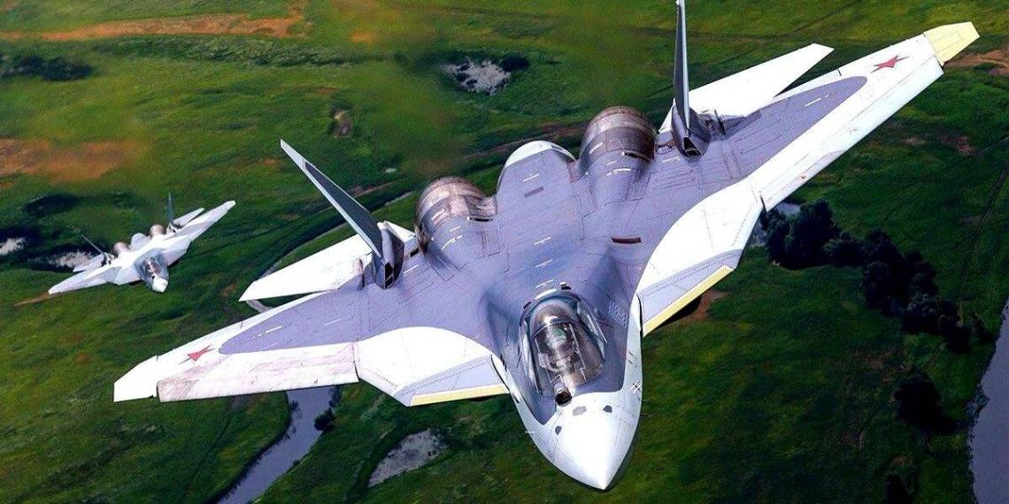 В НАТО дали Су-57 новое, более оскорбительное название