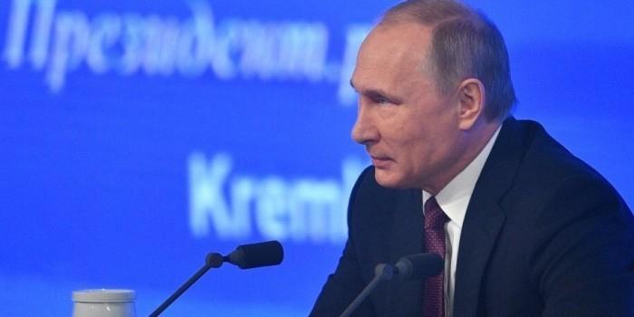 """Путин назвал убийство посла Карлова """"покушением на Россию"""""""