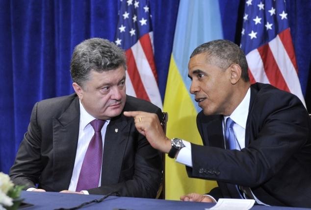 Обаму убеждают начать поставки вооружения на Украину