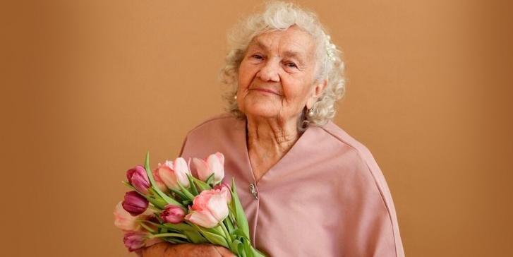 Пенсионерка из Челябинска попала на страницы итальянского Vogue