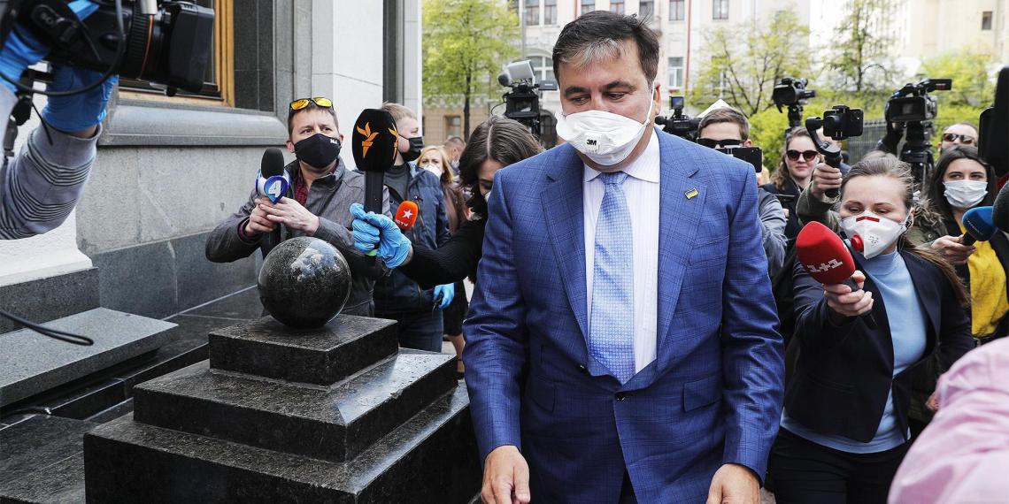 В Тбилиси пригрозили Украине серьезными проблемами от Саакашвили