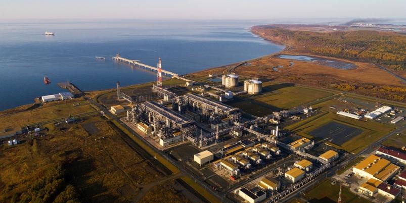 Shell передумала расширять выпуск СПГ на Сахалине