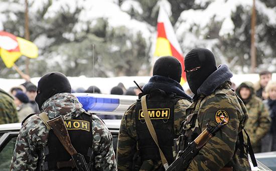 Новый договор: КГБ Южной Осетии может войти в состав ФСБ России