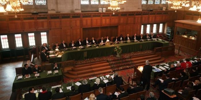 Суд в Гааге запросил у Москвы материалы по событиям в Южной Осетии в 2008