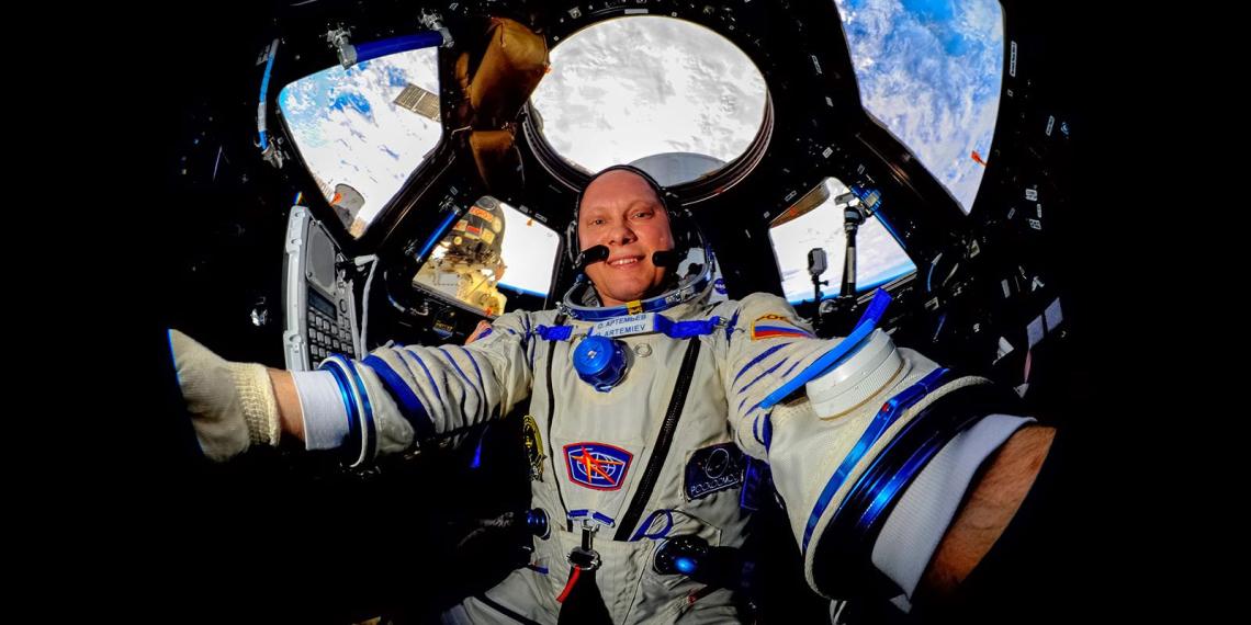Российский космонавт планирует встретиться с инопланетянами
