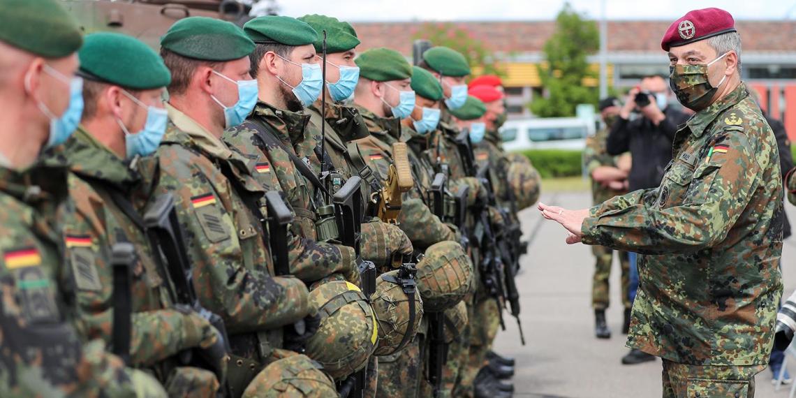 Депутат бундестага предупредила о подготовке Германии к войне с Россией