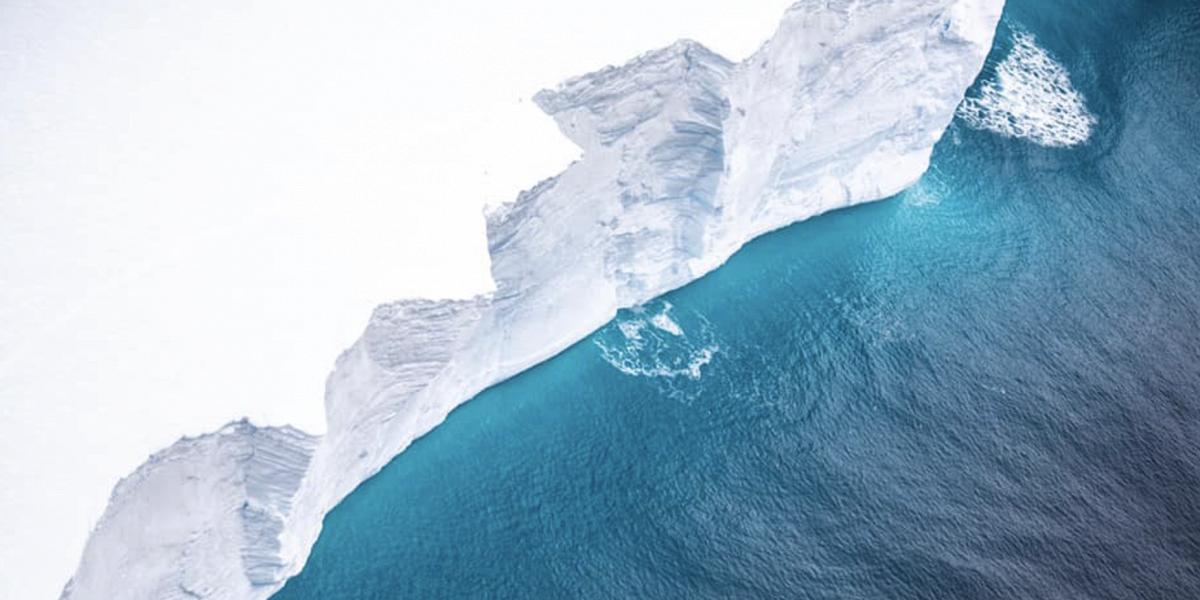 От Антарктиды откололся огромный айсберг размером с Майорку