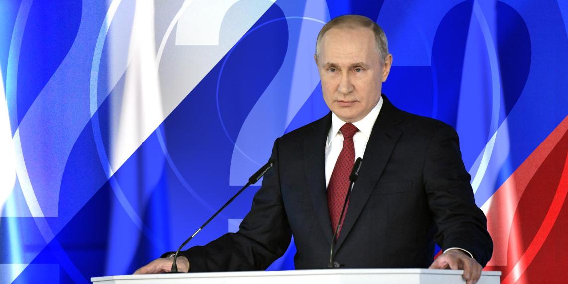 Что имел в виду Владимир Путин? Проверь свою внимательность