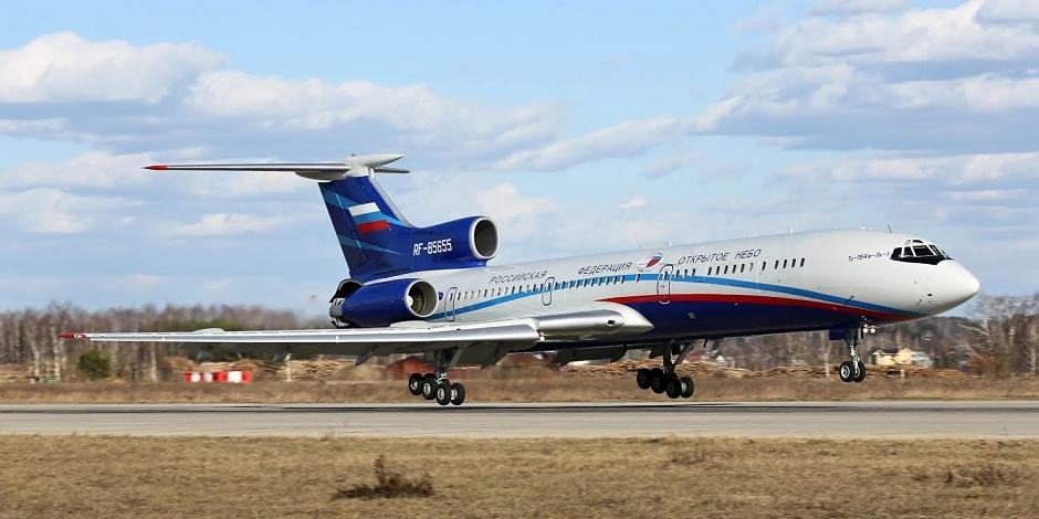 Вашингтон намерен ограничить полеты российских военных самолетов над США