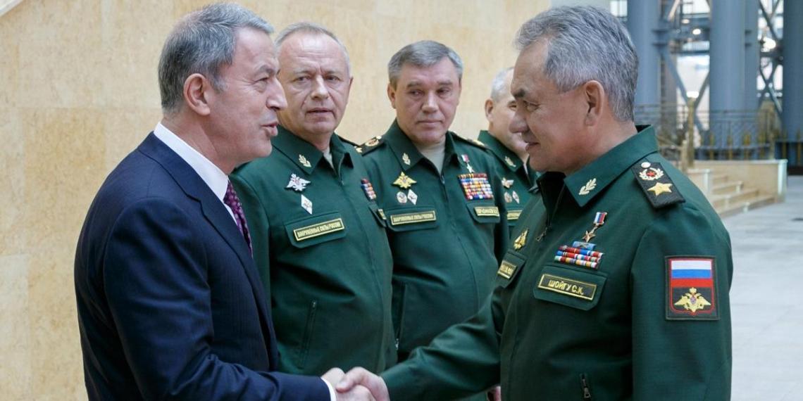 Россия и Турция договорились по Карабаху