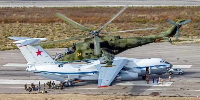 ВКС России ликвидировали более 200 террористов в Сирии