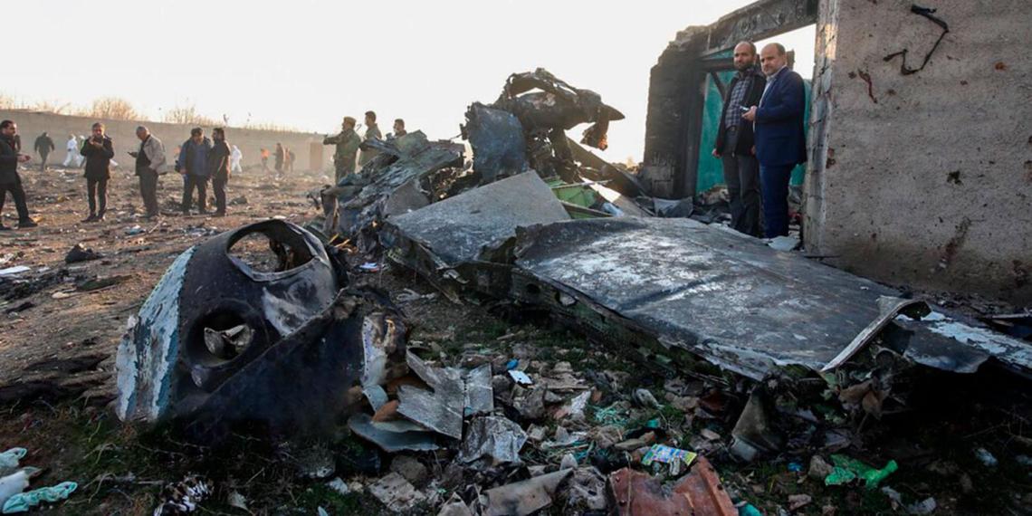 Иран признал поражение украинского Boeing двумя ракетами