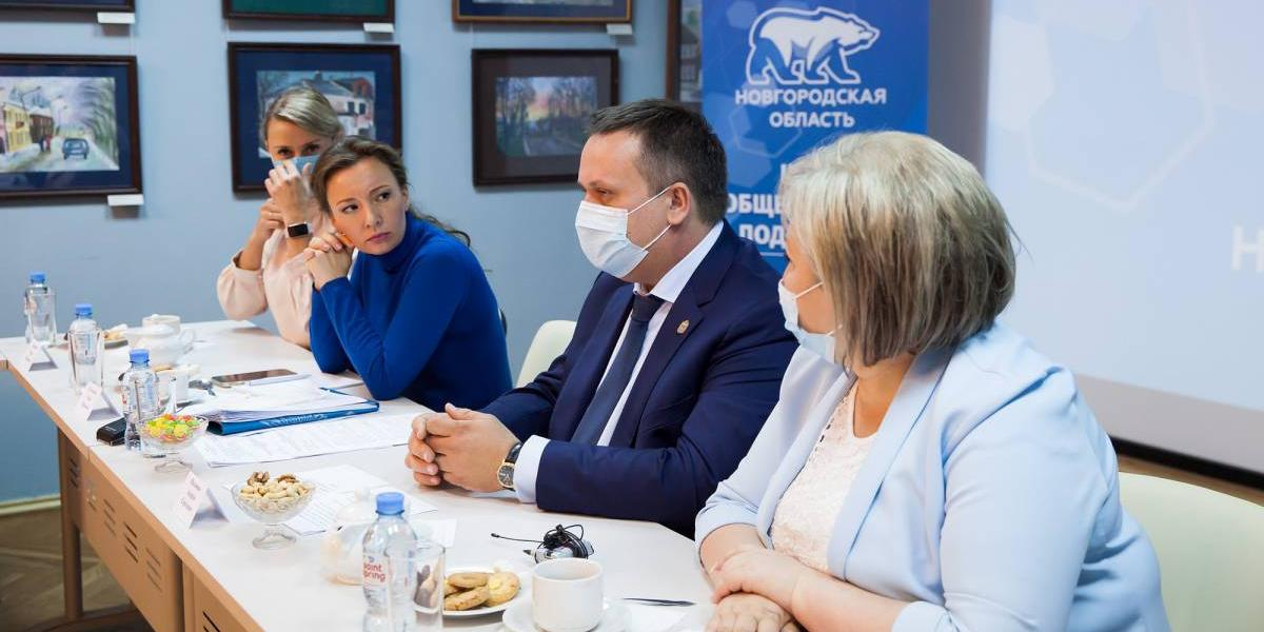 Анна Кузнецова предложила распространять меры поддержки семей с детьми на обоих родителей