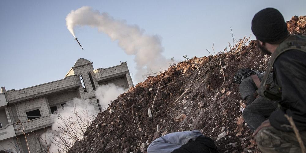 МИД сообщил о гибели россиян в сирийском Идлибе