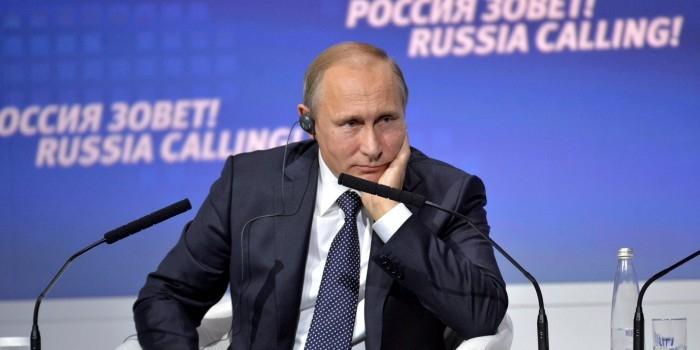Путин назвал виновных в нападении на гумконвой ООН