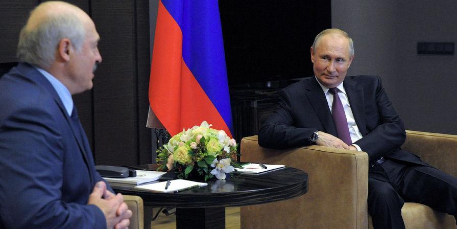 Путин впервые прокомментировал минский инцидент с самолетом Ryanair