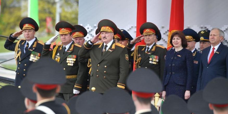 Лукашенко поддержал словацкого посла, ушедшего в отставку из-за посещения парада