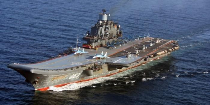 В России построят новый авианосец
