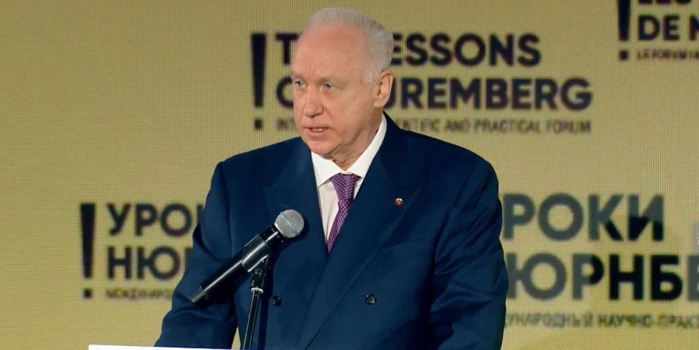 Песков поддержал заявление главы СКР о жёстком наказании по российскому закону за осквернение памяти погибших в годы войны