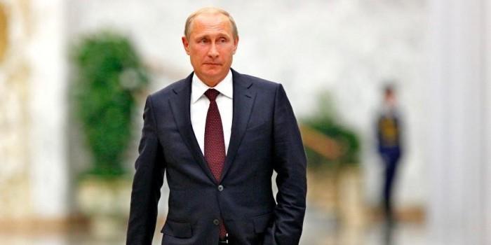 Рейтинг Путина достиг уровня в 89,9%