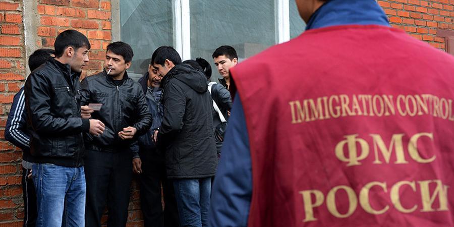 МВД потребовало от стран СНГ забрать нелегальных мигрантов из России до 15 июня