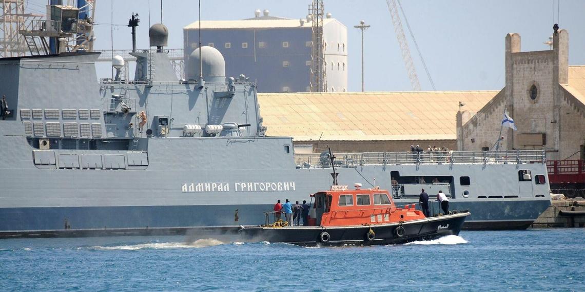 Судан готов разместить базу ВМФ России на 25 лет