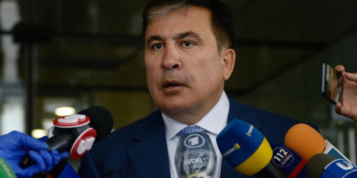 Саакашвили пригрозил Грузии голодом после ссоры с Украиной