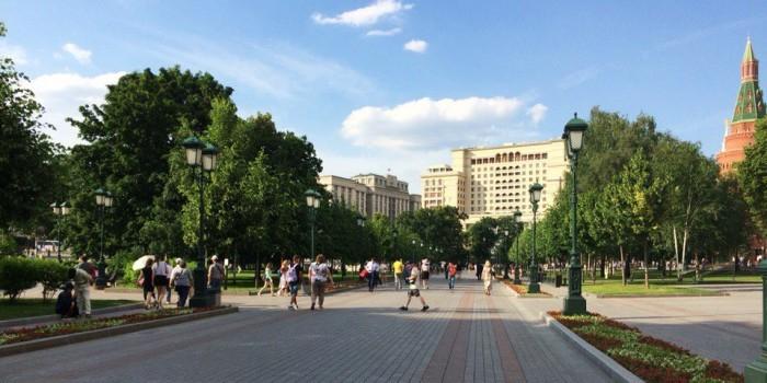 Названы самые комфортные и благоустроенные города России