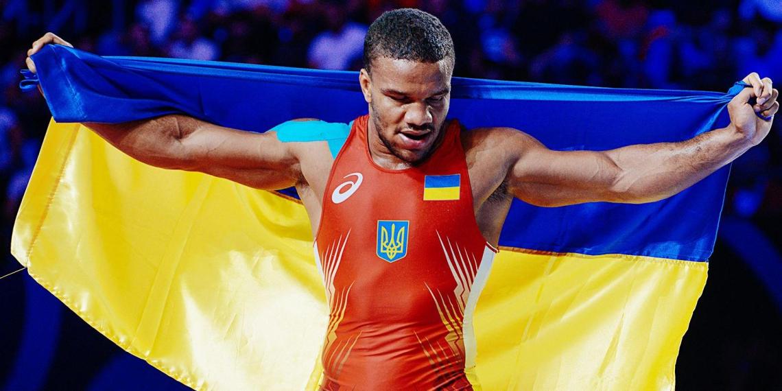Единственный украинский чемпион Олимпиады в Токио решил продать свою медаль