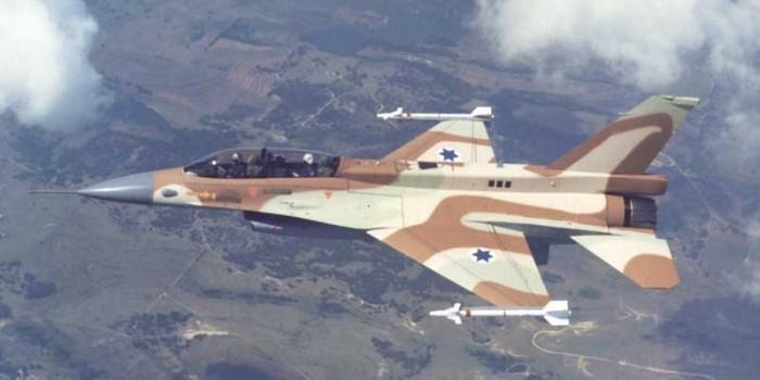 Сирийские ПВО сбили израильский истребитель