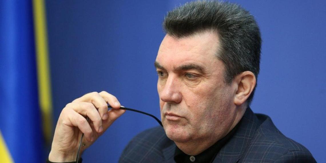 """Глава совета нацбезопасности Украины назвал Россию """"искусственным образованием"""""""
