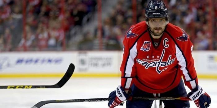 Овечкин набрал 1000-е очко в регулярных матчах НХЛ