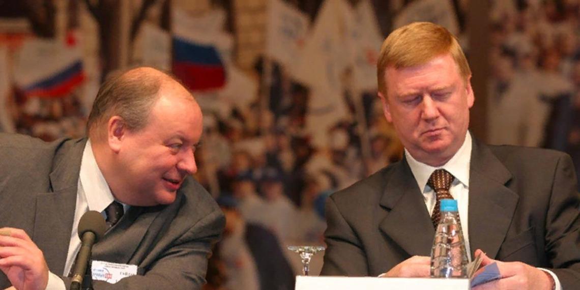 Чубайс связал улучшение жизни в России с работой Егора Гайдара