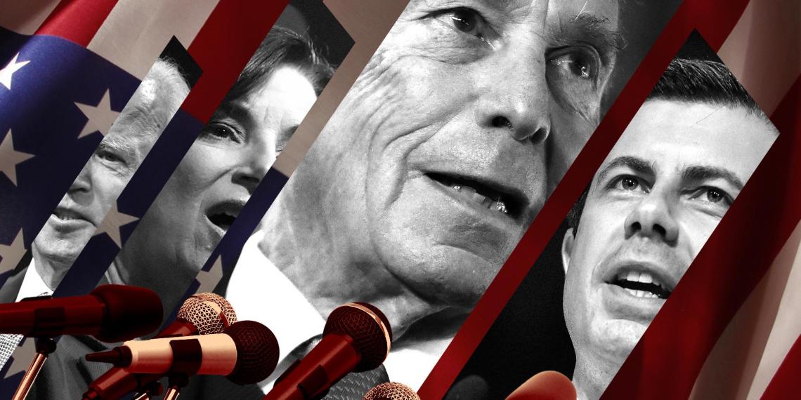 """Гей-вундеркинд, """"глыба"""" Сената, радикал-социалист или скандальный богач: кто станет соперником Трампа"""