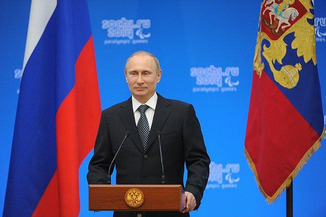 Путин подписал указ о признании Республики Крым независимым государством