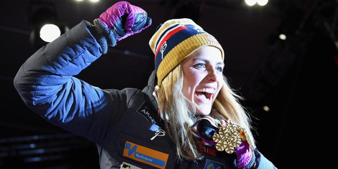Уличенная в применении допинга норвежская лыжница пожаловалась на травлю