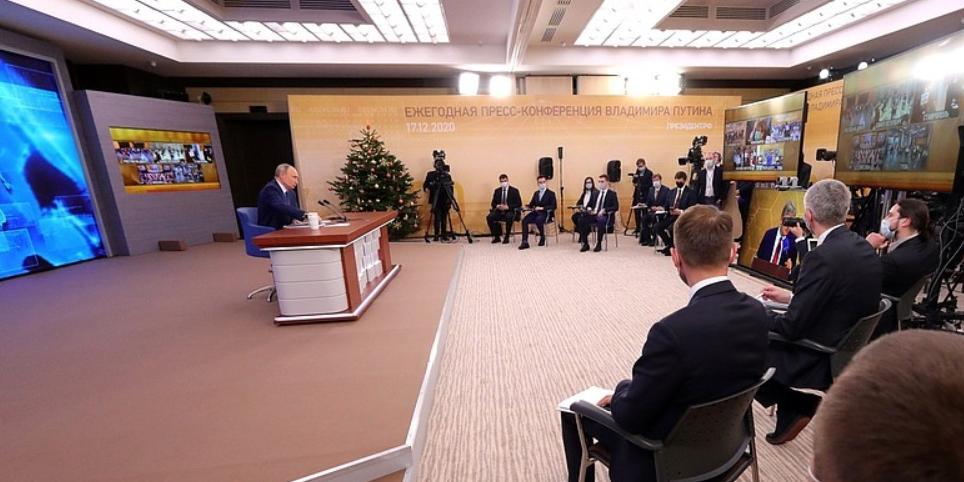Путин: уровень защиты, который дает российская вакцина от коронавируса, достигает 97%