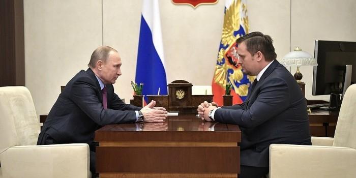 Исполняющим обязанности главы Новгородской области стал гендиректор АСИ Никитин