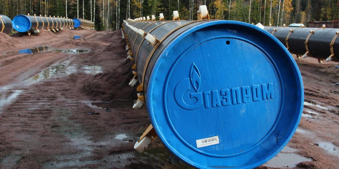 """""""Газпром"""" отказался от бронирования мощностей на 2022 год через Украину и Польшу"""