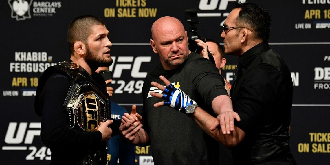 Фергюсон раскритиковал признание Нурмагомедова лучшим бойцом UFC
