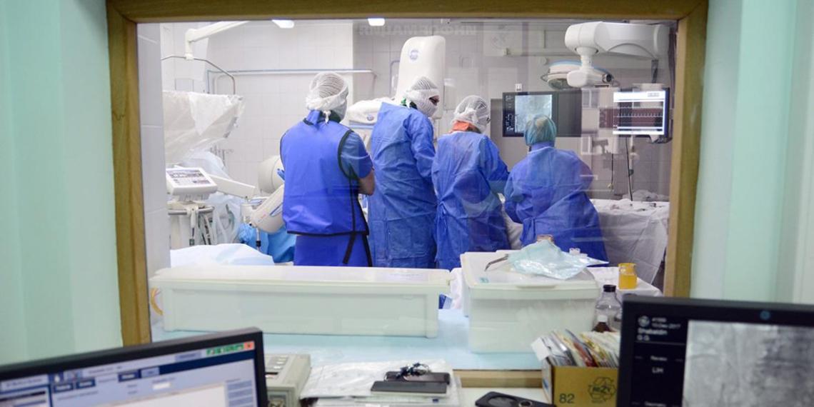 Минздрав: 70 тысяч россиян в год умирают из-за ошибок врачей