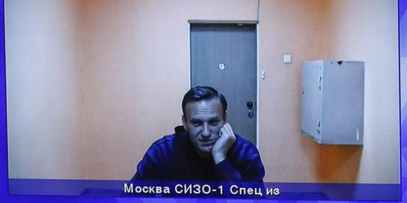 Навальный в суде назвался индивидуальным предпринимателем