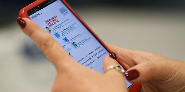 Миллион москвичей подали заявление на участие в онлайн-голосовании