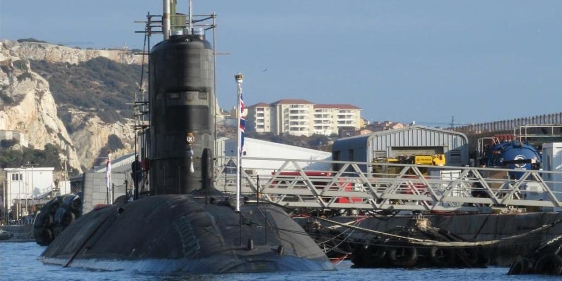 Британские подводники-наркоманы сорвали операцию по слежке за российскими подлодками