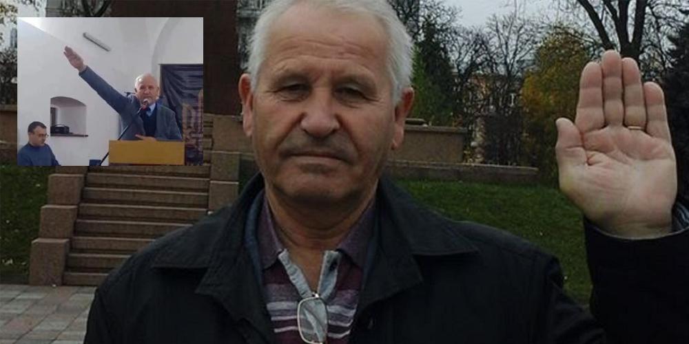 Израиль удивлен возвращением украинского консула, уволенного за антисемитизм