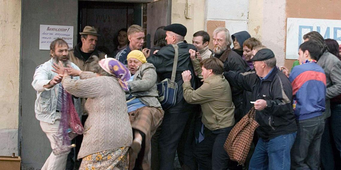 """В Госдуме задумались о выплате субсидий """"жертвам перестройки"""""""
