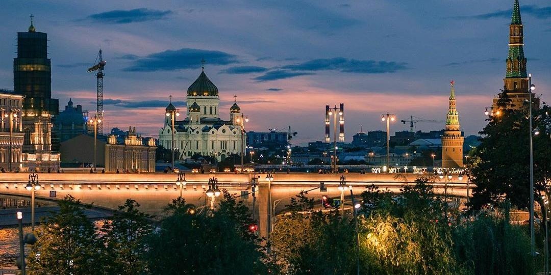 Москва вошла в пятерку лучших городов для жизни