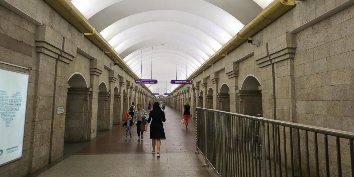 В Петербурге за пять лет откроют семь новых станций